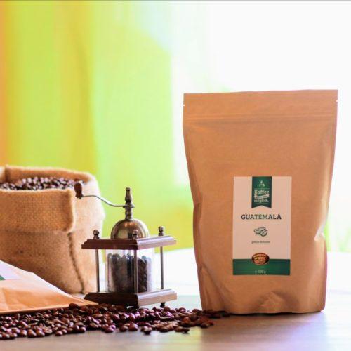 Höreders Brot-und Stollenshop Kaffee Guatemala